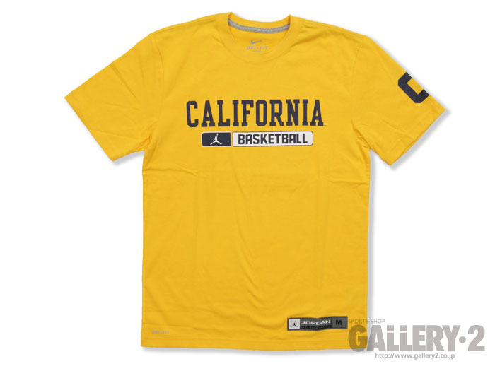 JORDAN Team ISSUED PRACTICE TEE【CALIFORNIA】