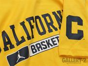 JORDAN Team ISSUED PRACTICE TEE【CALIFORNIA】(詳細画像)