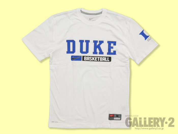 NIKE Team ISSUED PRACTICE TEE【DUKE】