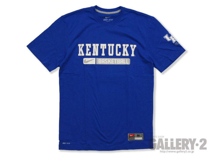 NIKE Team ISSUED PRACTICE TEE【KENTUCKY】