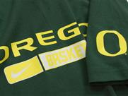 NIKE Team ISSUED PRACTICE TEE【OREGON】(詳細画像)