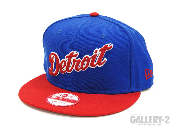 NEW ERA 9FIFTY 【 Detroit 】