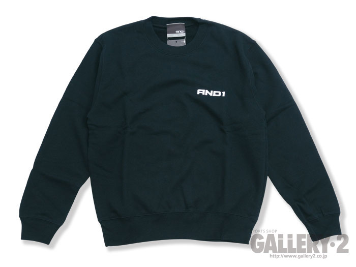 AND1 BASIC CREW NECK