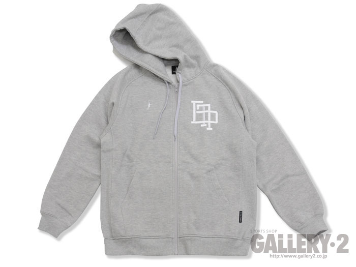 In The Paint FULL ZIP HOODIE