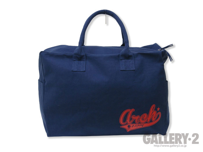 Arch Arch canvas duffle bag