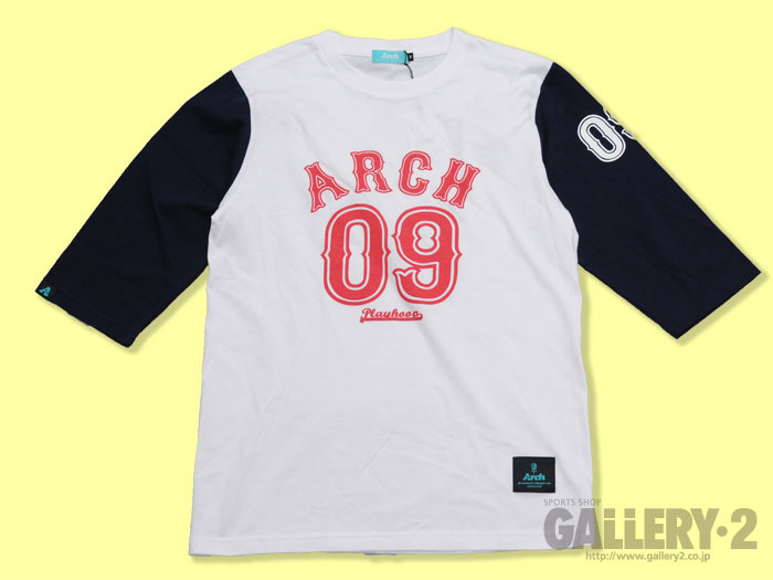 Arch Arch athletic tee