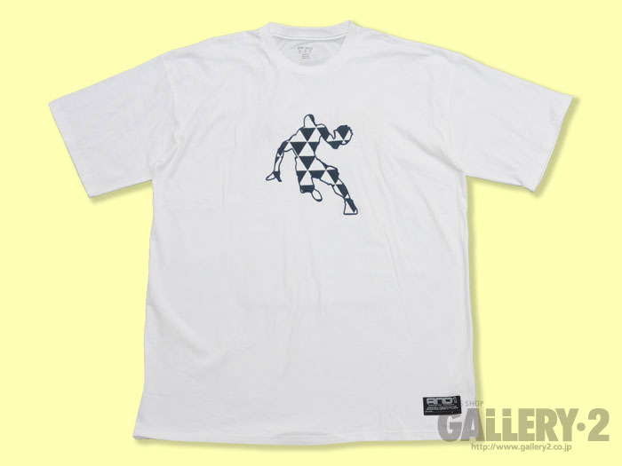 AND1 SS TEE DOLPHIN NAVY