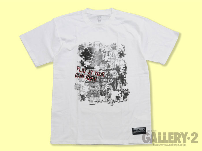 AND1 SS TEE DACOSTA WHITE