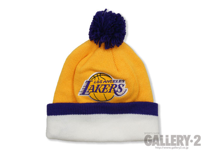 Mitchell&Ness NBA JERSEY STRIPE KNIT CAP
