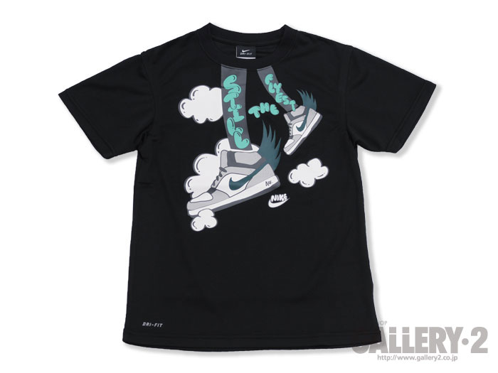 NIKE キッズ DRI-FIT BBALL スニーカー DNA S/S Tシャツ