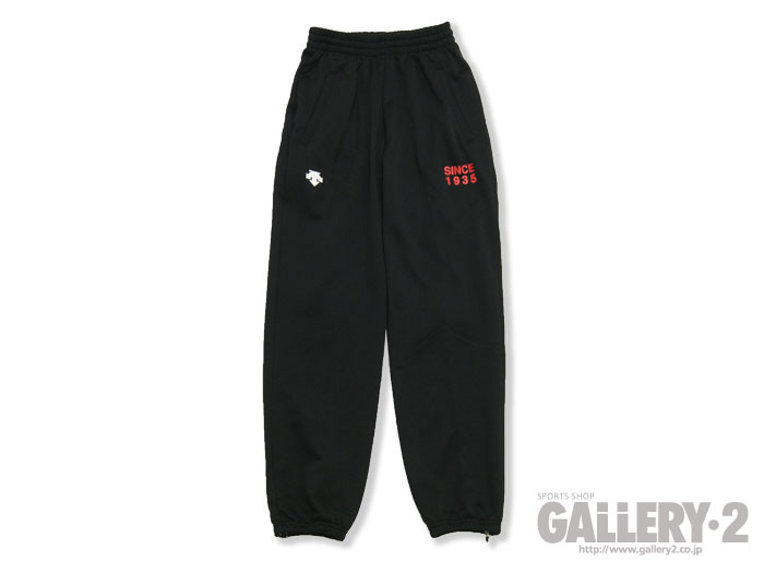 DESCENTE SWEAT LONG PANTS