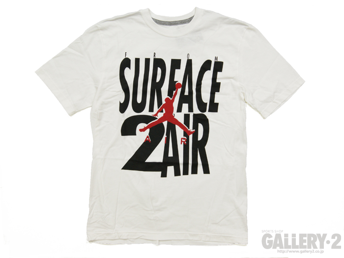 JORDAN FROM SURFACE 2 AIR TEE