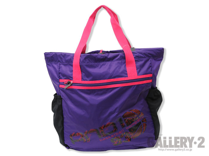 AND1 AND1 PACKABLE 2WAY TOTE