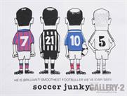 SoccerJunky MADE IN フランス! TEE(詳細画像)