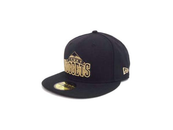NEW ERA 5950 DENNUG BLK GLD