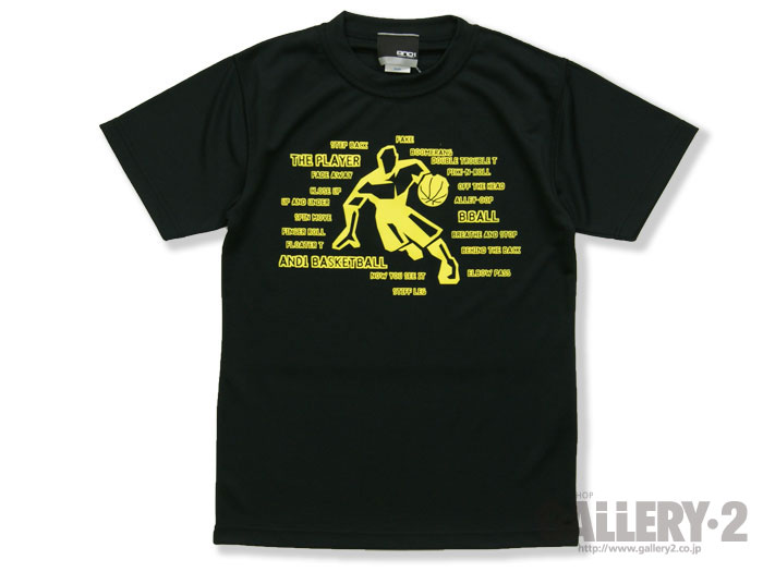 AND1 THE MOVES TEE