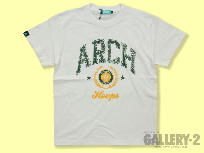 Arch college logo tee[cotton]