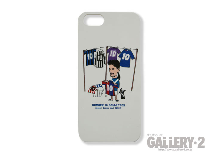 SoccerJunky Select10 iPhoneケース
