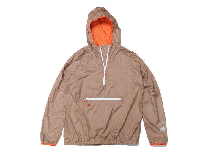 AKTR PACKABLE ANORAK