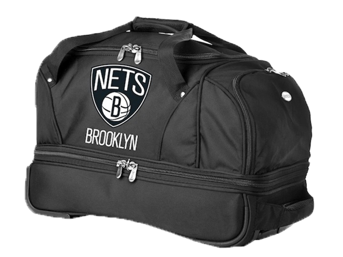 NBA ROLLING SOFT LUGGAGE