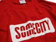 SOMECITY SOMECITY COOL FAST LOGO LONG T(詳細画像)