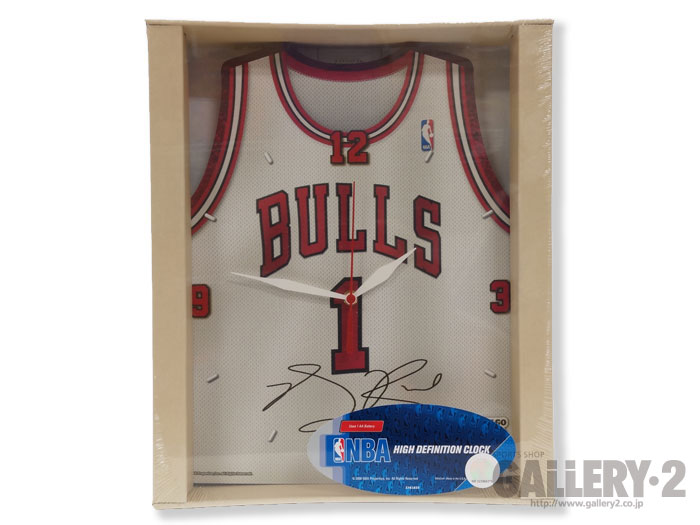 NBA PLAYER JERSEY CLOCK