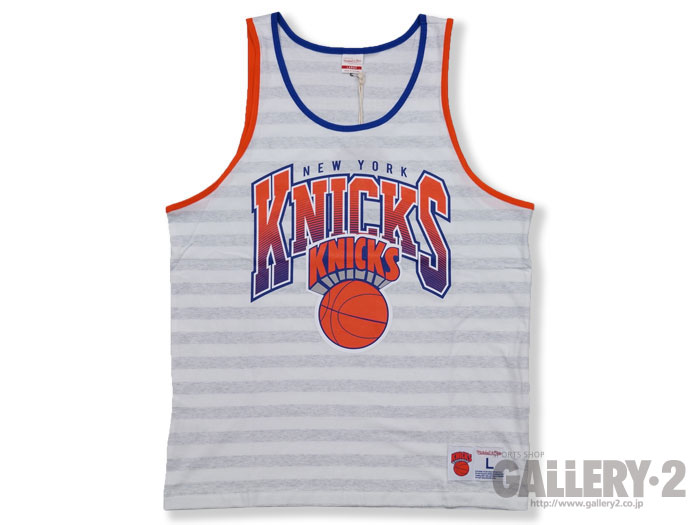 Mitchell&Ness NBA STRIPED TANK