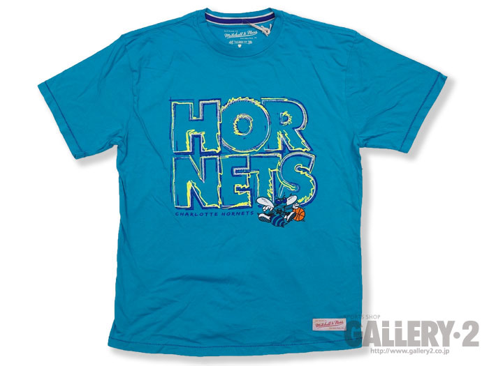 Mitchell&Ness NEONSCRIBBLE TAILORED TEE