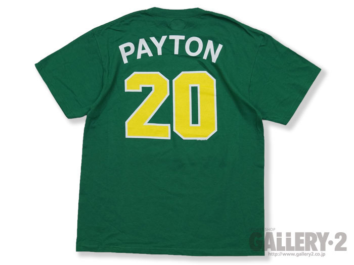 Majestic PLAYER NAME&NUMBER TEE