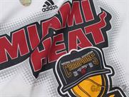 adidas HEAT NBA PARADE TEE(詳細画像)