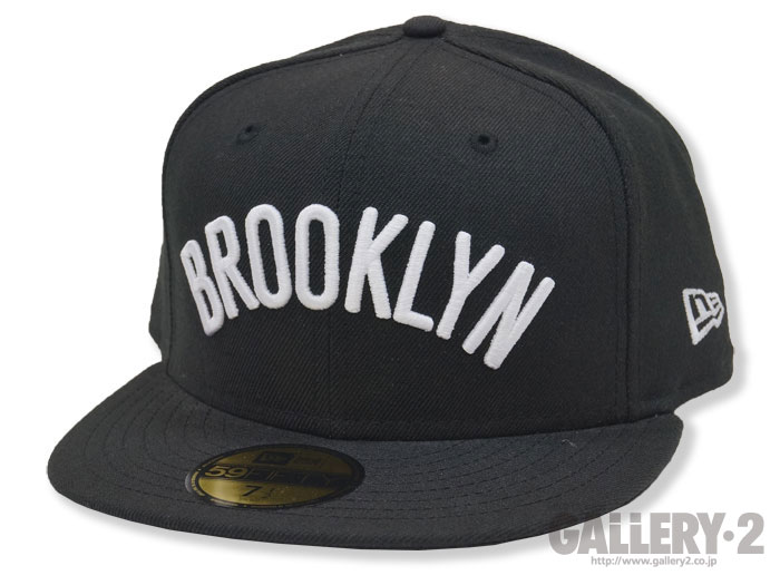NEW ERA 59FIFTY BRONET BROOKLYN