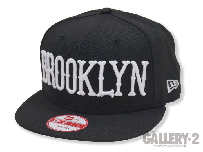 NEW ERA 9FIFTY NE BROOKLYN