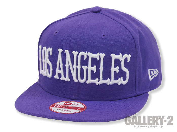 NEW ERA 9FIFTY NE LOSANGELES
