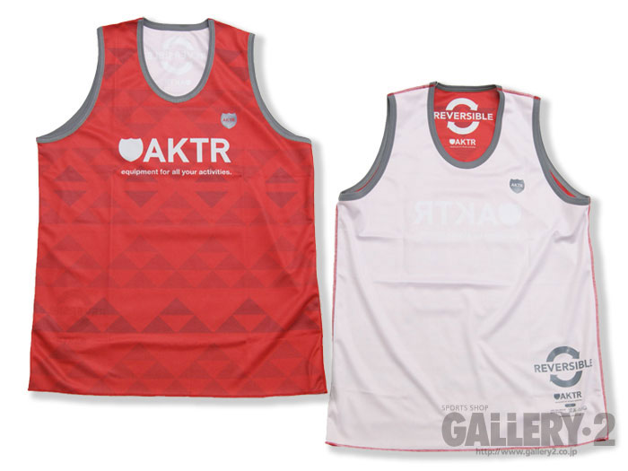 AKTR SLICE REVERSIBLE TOPS