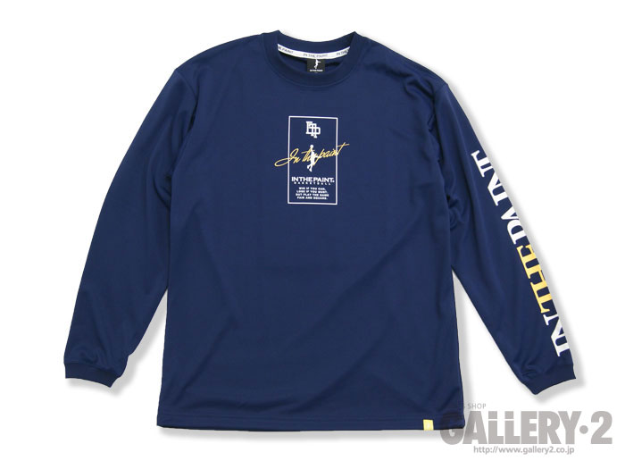 In The Paint BASIC LONG SLEEVE SHIRTS