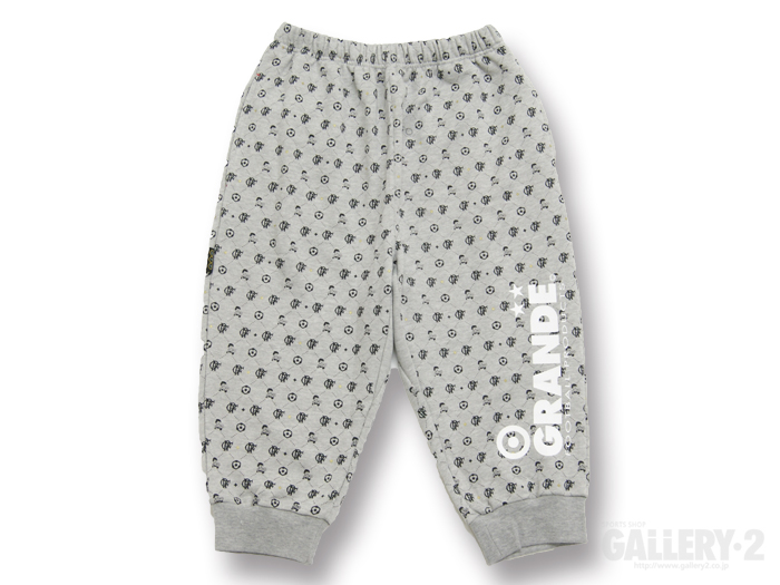 GRANDE MONOGRAM SWEAT QUARTER PANTS