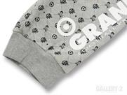 GRANDE MONOGRAM SWEAT QUARTER PANTS(詳細画像)