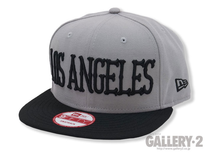 NEW ERA 9FIFTY LOS ANGELES