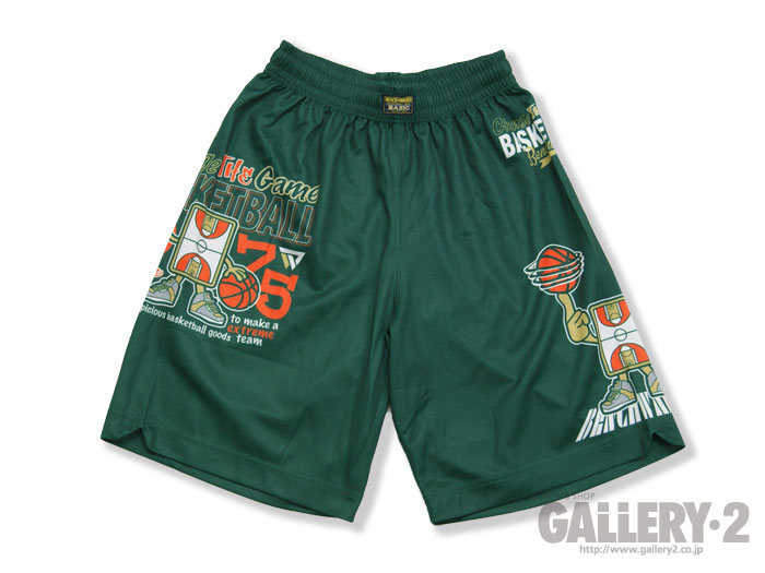BENCHWARMER CTG SUBLIMATION BAGGY SHORTS
