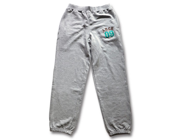 Arch athletic sweat pants