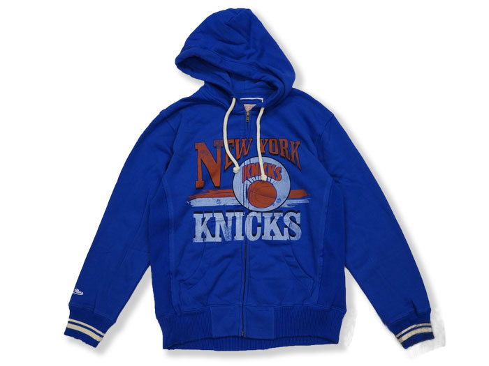 Mitchell&Ness NBA SOS FZ HOODY