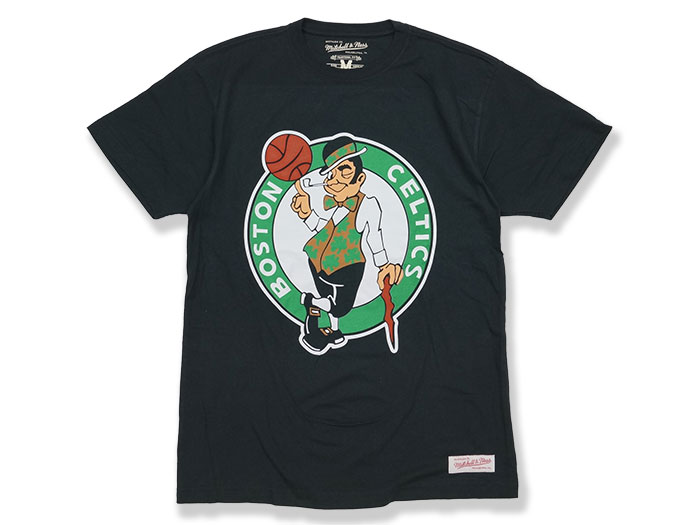 Mitchell&Ness NBA LOGO GRAPHIC TEE