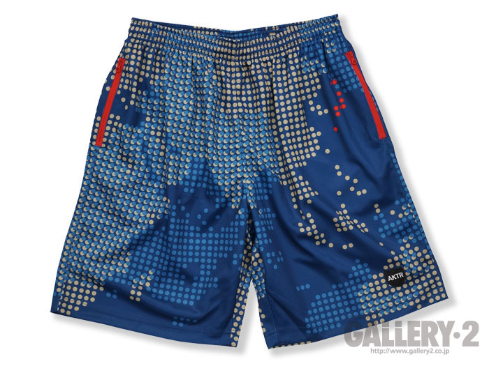 AKTR TWB WORLD MAP SHORTS