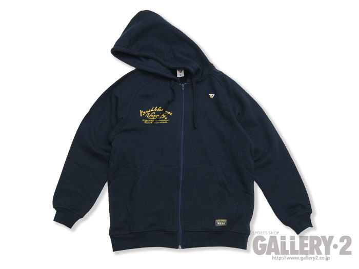 BENCHWARMER VARSITY FULL ZIP SWEAT PARKER