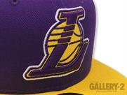 NEW ERA 59FIFTY NBA ロサンゼルス・レイカーズ PUP/A GLD(詳細画像)