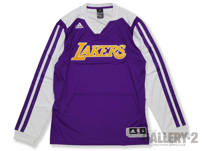 adidas NBA L/S SHOOTER