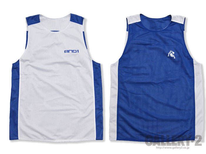 AND1 REV BASIC MESH JERSEY