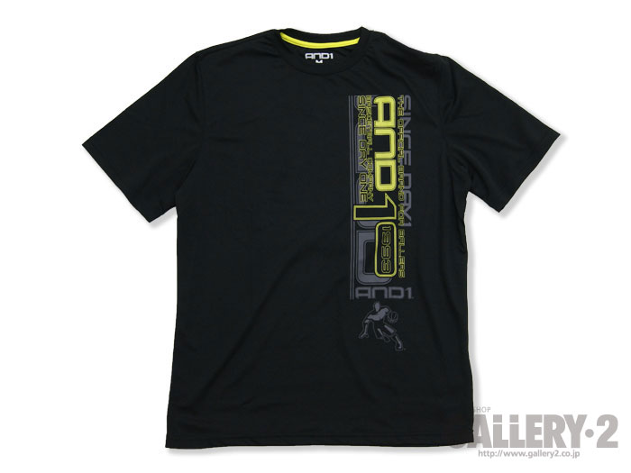 AND1 THE OFFICIAL BRAND TEE