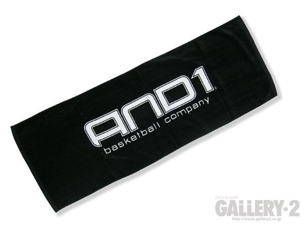 AND1 AND1 NEW LOGO TOWEL