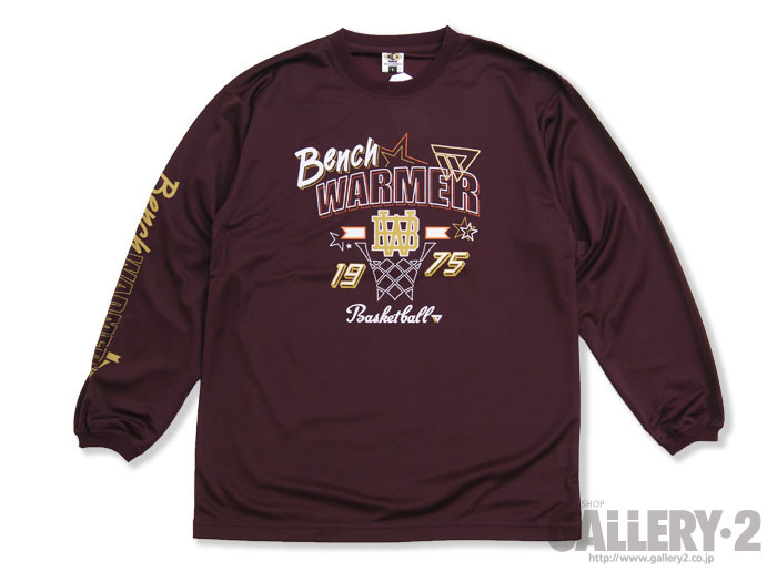 BENCHWARMER 13HD LONG SLEEVE SHIRTS